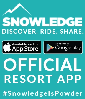 Snowledge Available on App Store and Google Play